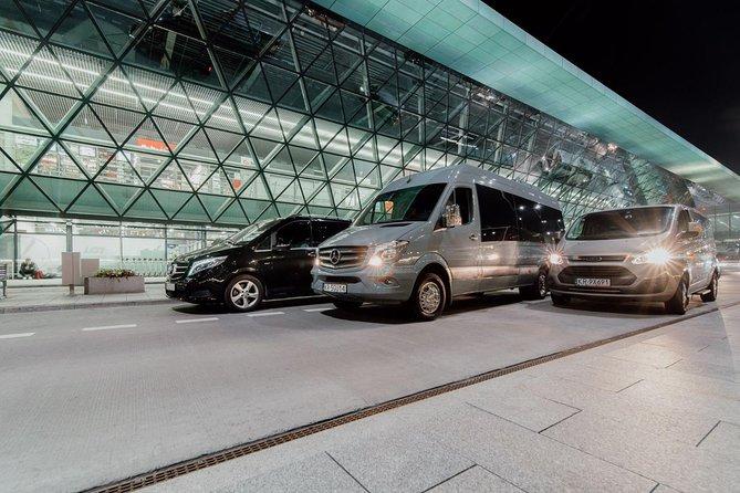 Private Krakow Balice Airport Transfer