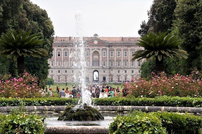 Day Trip from Naples: Royal Palace of Caserta and Naples - private tour