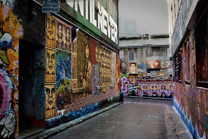 Melbourne Discover Highlights City Walk Tour