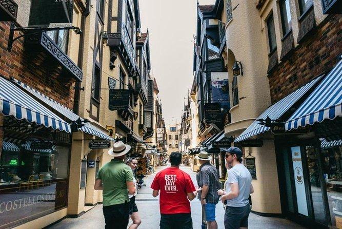 Guided Walking Tour: Perth - Arcades & Laneways