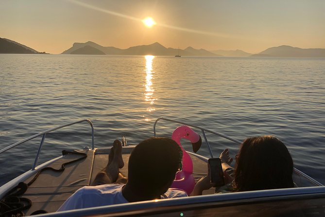 Dubrovnik Sunset Private Speed Boat Tour