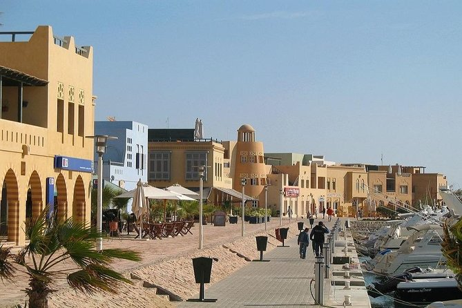 Hurghada: 3-Hour City Sightseeing Tour