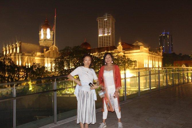 PRIVATE TOUR: Kuala Lumpur NOCTURNAL TOUR!