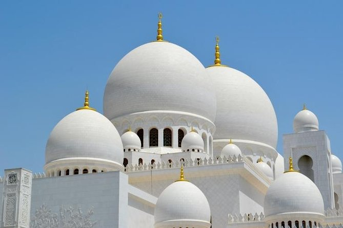 Exclusive From Dubai: Full-Day Sightseeing Tour in Abu Dhabi