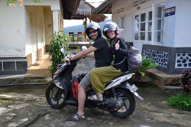 Jakarta City Tour Motorbike