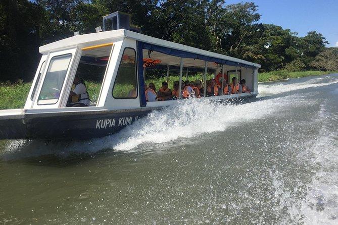 Tamarindo Boat ride safari tour