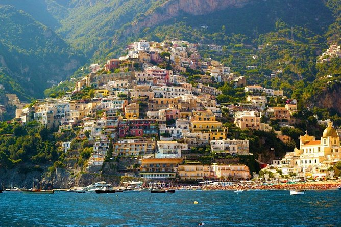 Day trip from Naples: Amalfi coast highlights - private tour