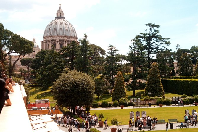 SkipTheLine Fast Access Vatican Museums Sistine Chapel with Expert Tour Guide