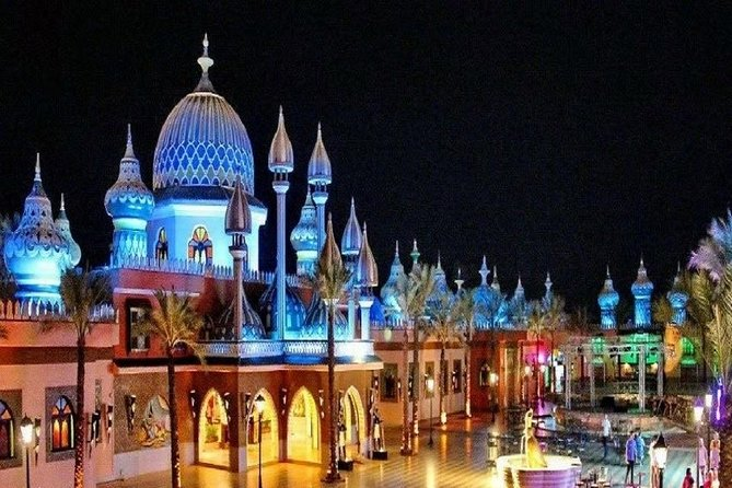 1 Night from Hurghada to Sharm el-Sheikh, by ferry and back