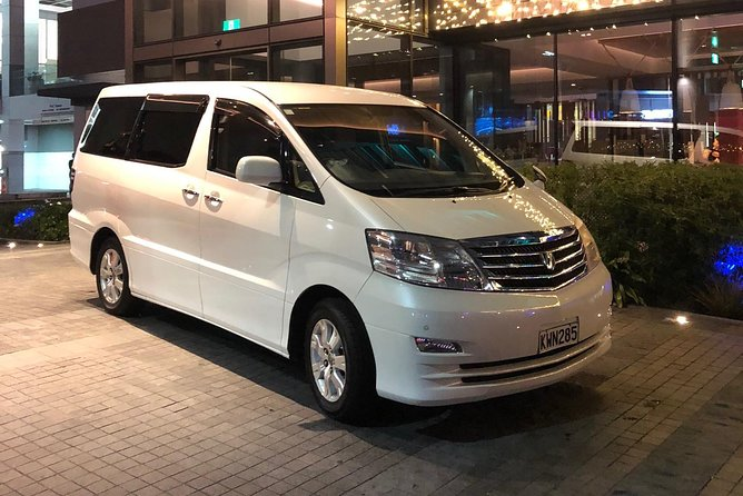 Shine Shuttle Private Transfer From Auckland City To Auckland Airport