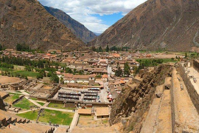 Sacred Valley to Machu Picchu (2 Days)
