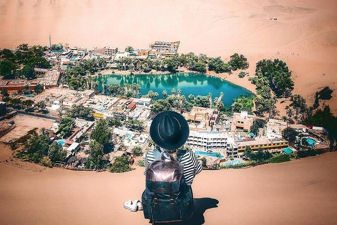 Full day in Paracas Ica and Huacachina from Lima. All inclusive