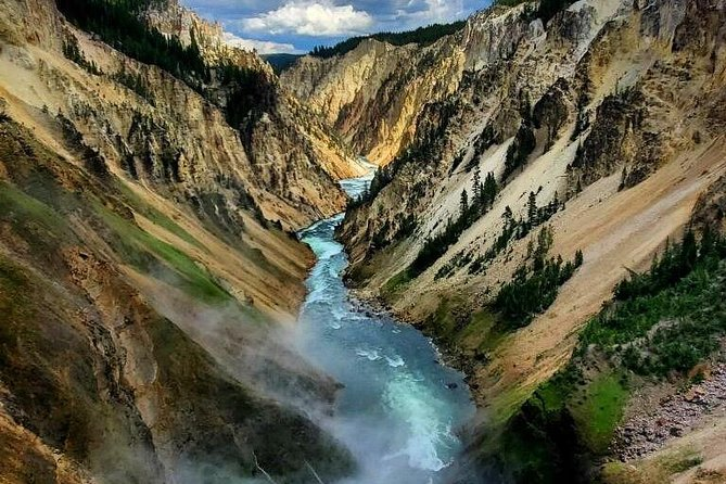 Privat Yellowstone Lower Loop Tour