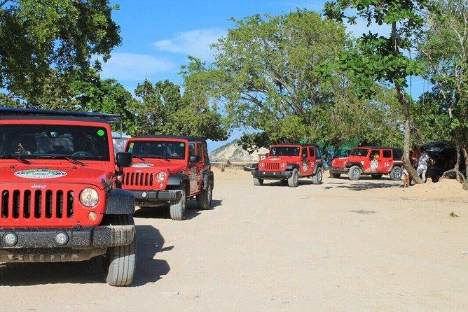 Jeep Explorer pattern