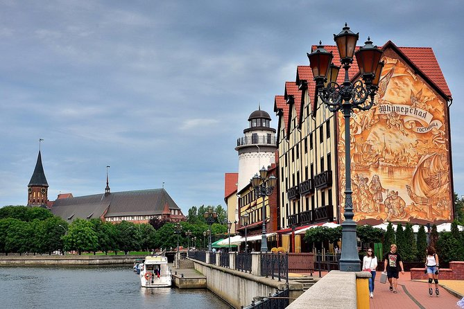 Private Tour of Kaliningrad with Passionate Experienced Guide