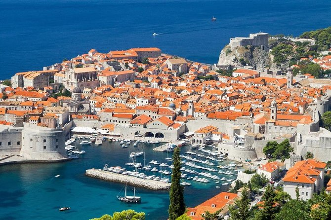 Private transfer from Kotor to Dubrovnik