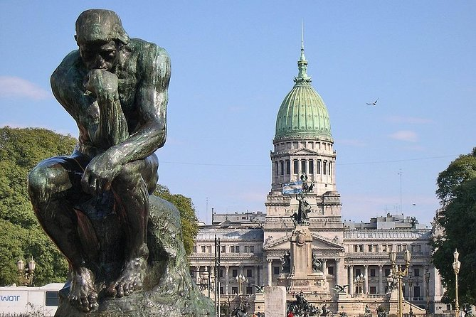 Departure Private Transfers from Buenos Aires to Airport AEP in Luxury Van