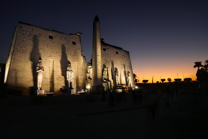 Luxor Temple by night Grand Tour- private half day tour