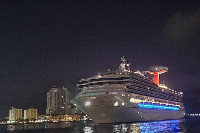 Transfer from Port Everglades to Miami Beach