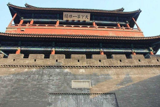 Juyongguan Great Wall Half Day Private Tour