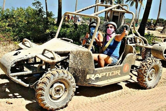 Punta Cana Off Road Buggy Tour (private). Hotel, airport pick up.