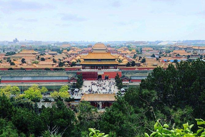 Private Sunset Tour at Jinshan Park and Beijing Hutong