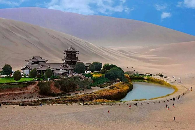 3-Day Private Silk Road Dunhuang Tour from Xi'an by Air
