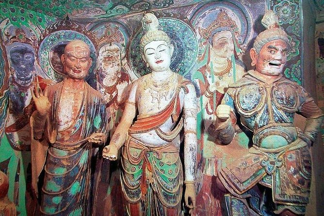 2-Day Private Silk Road Dunhuang Tour from Xi'an by Air