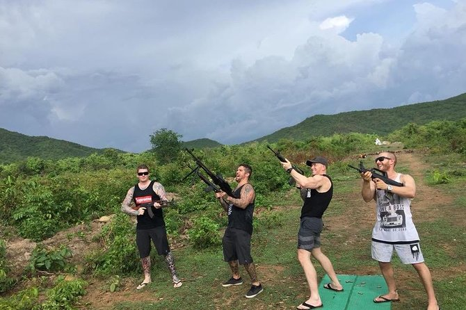 Phnom Penh Extreme Outdoor Shooting Range