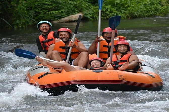 Bali White Water Rafting And ATV Adventure