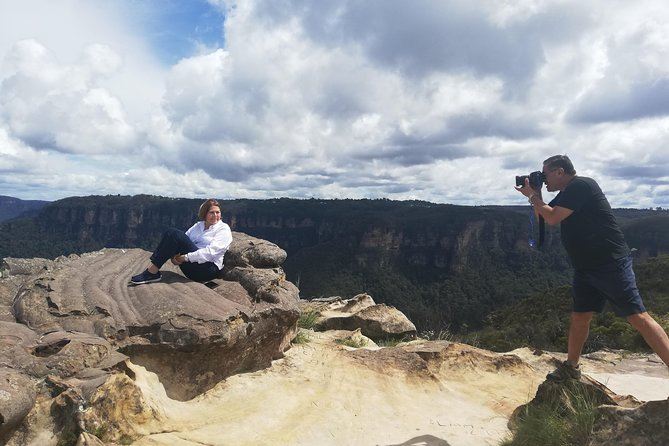 Blue Mountains Day Trip with Wines, Hikes & Lookouts