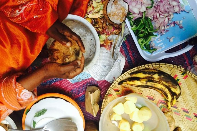 Swahili Cooking Lesson Zanzibar