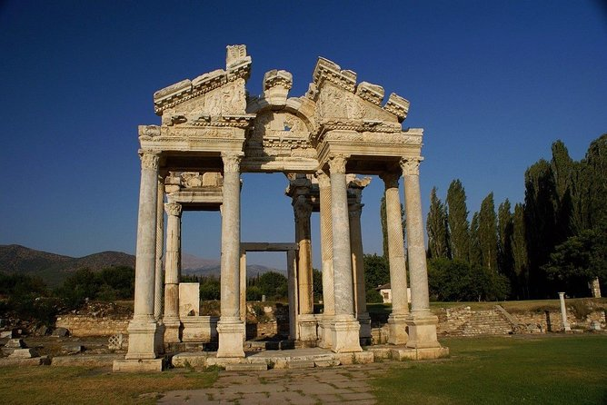 Aphrodisias&Cable Car Tour from Pamukkale Hotels