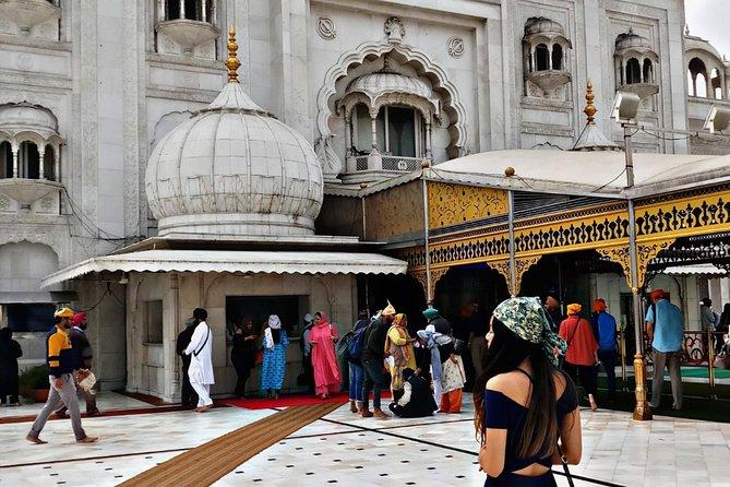 Amusing Old Delhi & Sikh Religious Tour