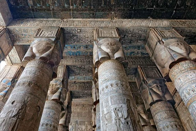 Full Day Tour To Visit The Temple Of Abydos And Dandera