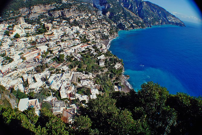 amalfi coast with private driver/guide