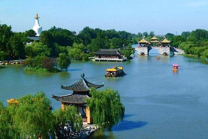 Yangzhou Private Flexible Day Trip from Nanjing with Lunch and Drop off Options