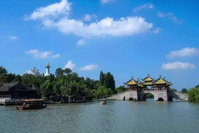 Yangzhou Self-Guided Tour from Nanjing with Private Car and Driver Service