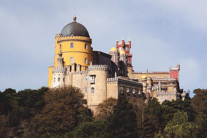 Sintra Private Tour   Cascais with departure from Lisbon