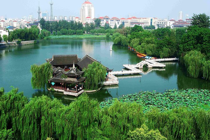 Yangzhou Private Transfer Service from Nanjing City or Lukou Airport