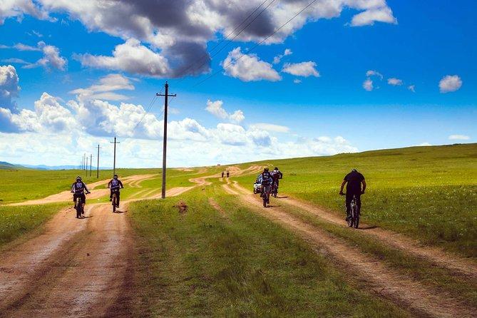 Khangai Mountain Biking Tour