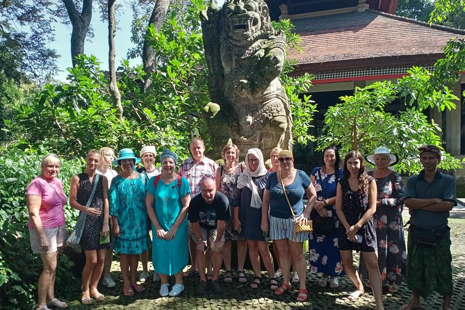 From Canggu : Private Guided Tour to Discover Best of Ubud - Free WiFi