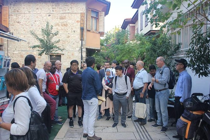 Authentic Antalya City Tour with a Licensed Professional Tourist Guide