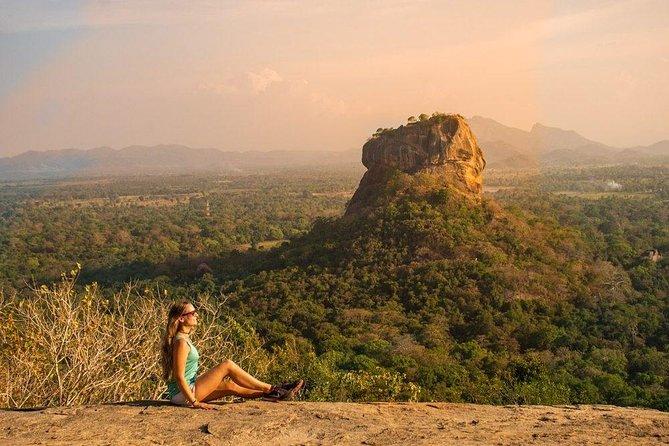 Pidurangala & Hiriwaduna Village Tour from Kandy
