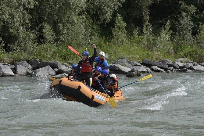 adrenaline rafting