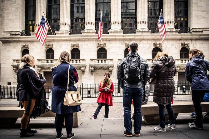 Wall Street Sightseeing Tour