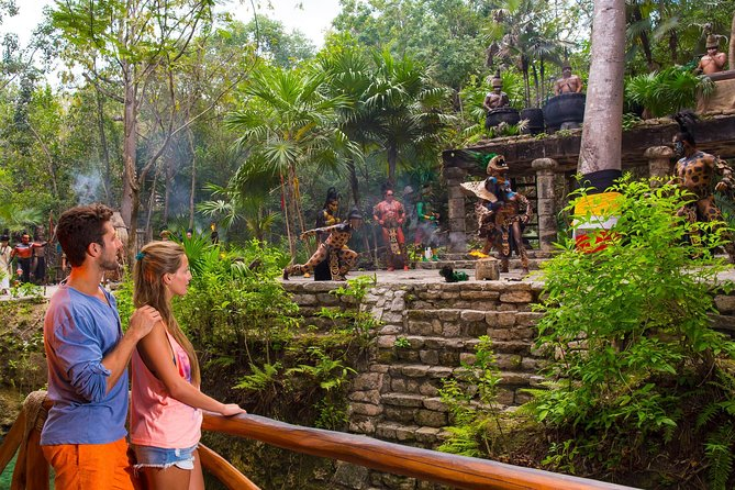 Xcaret Basic Ticket