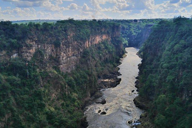 Gorge Swing Adventure(Victoria Falls)