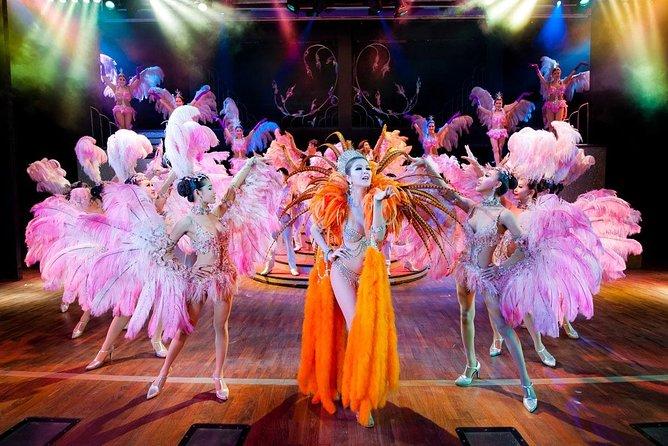 Skip the line : Phuket Simon Cabaret Show VIP Seat