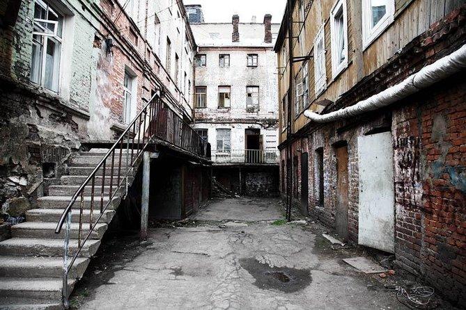 Walking tour to the historical quarter of Vladivostok (Millionka)